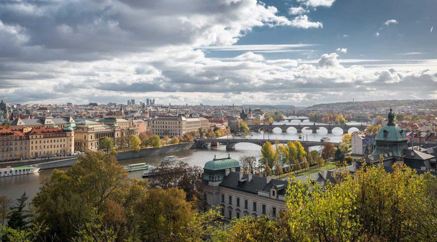 Prague by Visual Diffusion