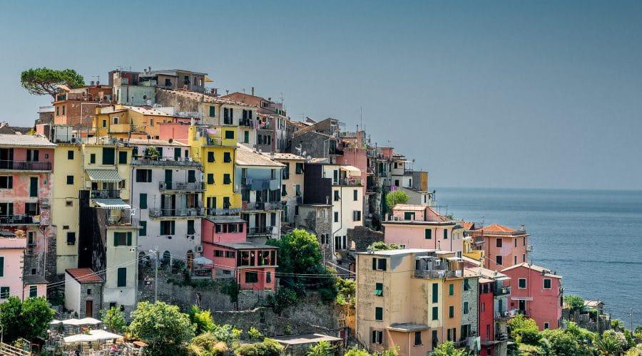 Cinque terre Italy by Visual Diffusion