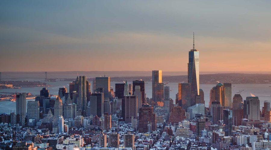 Manhattan by Visual Diffusion