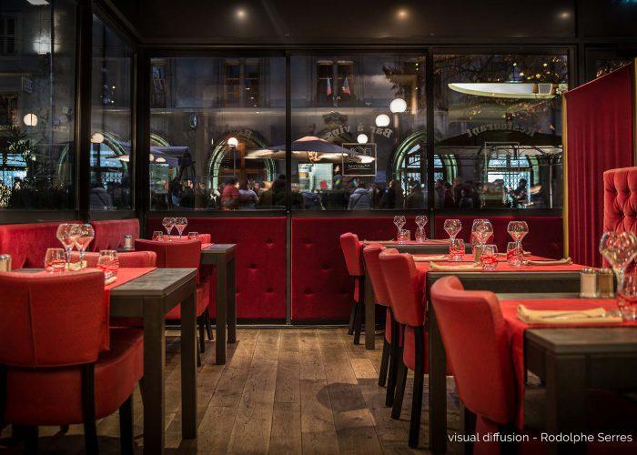Photographe de restaurants