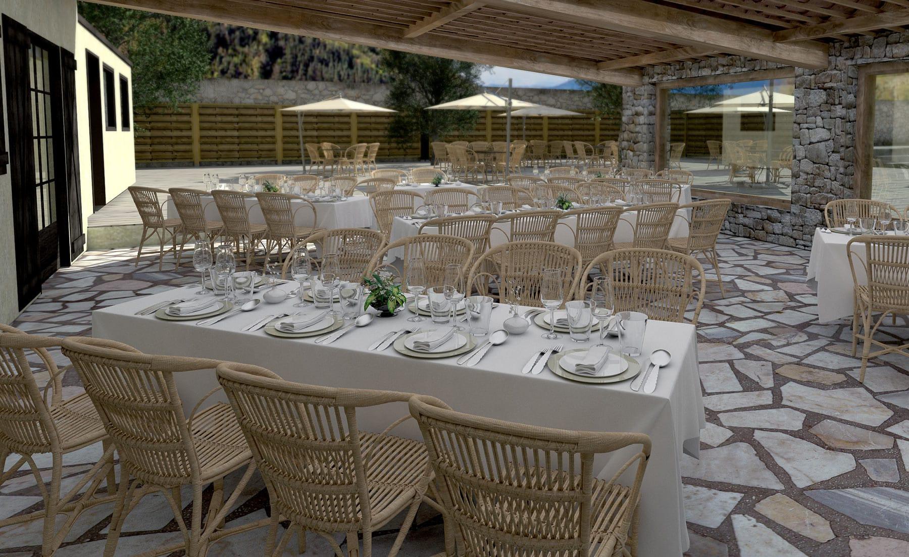 modélisation-3D pour Wedding planner