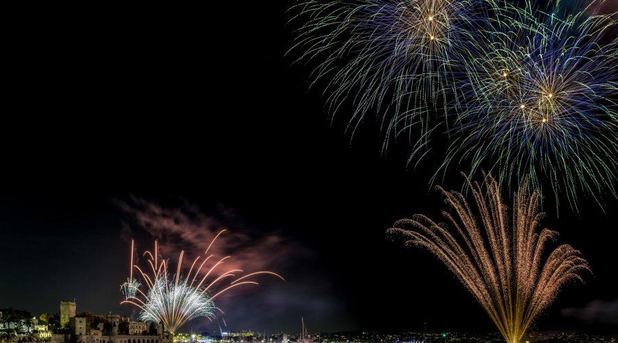 feu d'artifice Mandelieu 2018-3