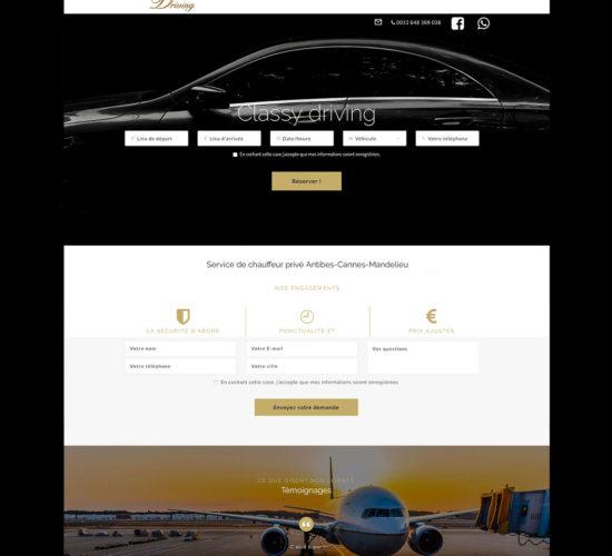 Site web réalisé par Visual Diffusion Mandelieu Cannes